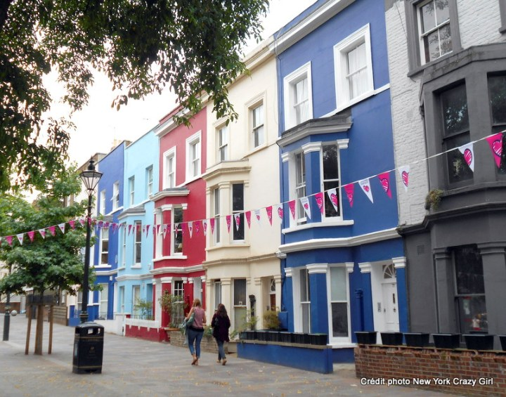 Londres notting hill portobello roa