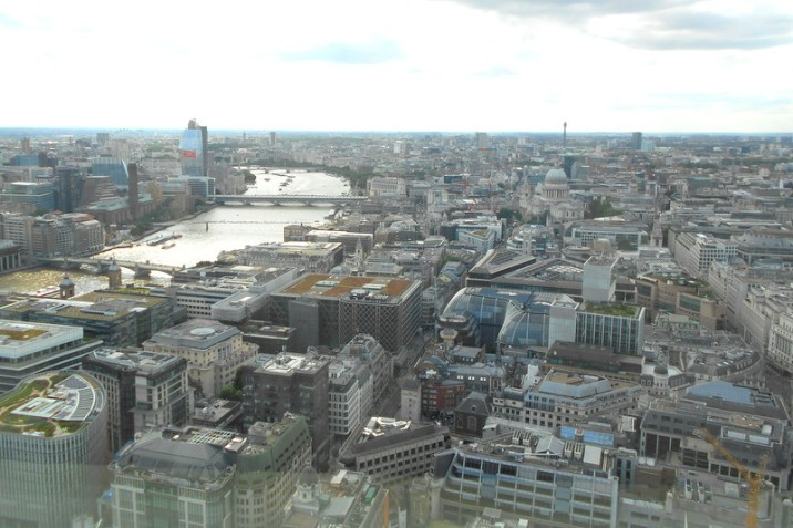 Londres sky garden the shard panorama 360 (1)