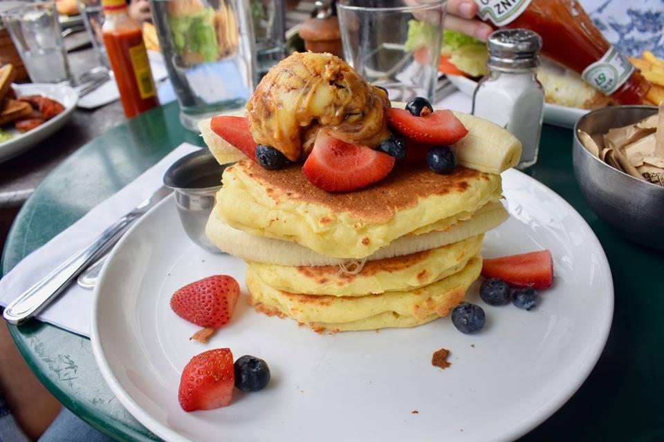 pancake new york