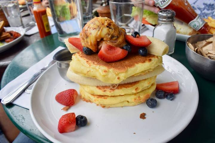 pancake new york