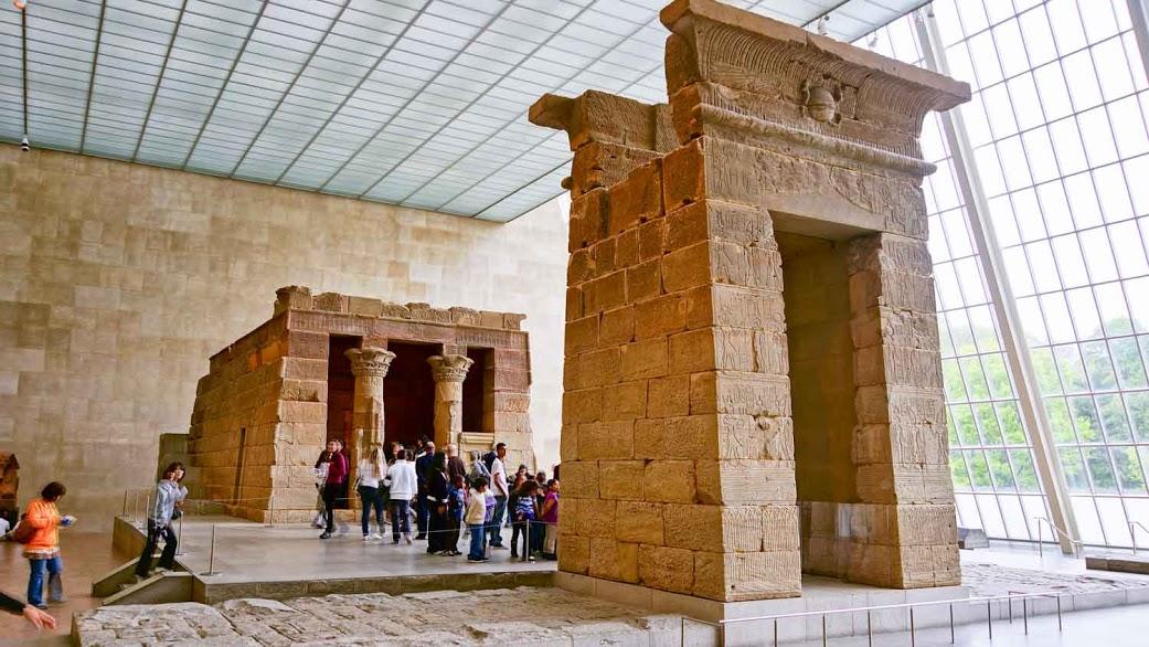 temple egyptien met new york