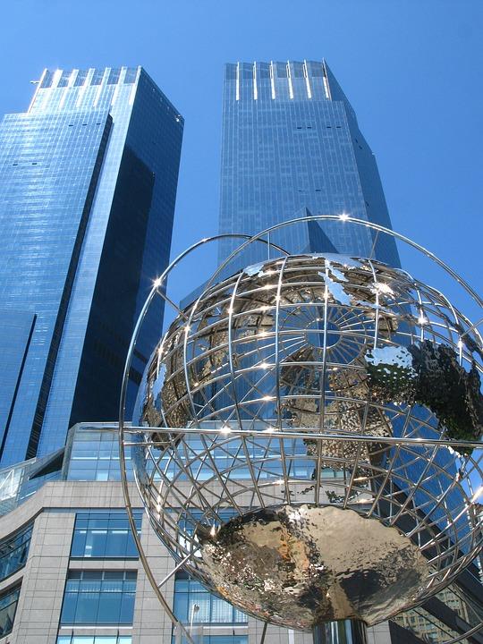 trump-towers-columbus circle
