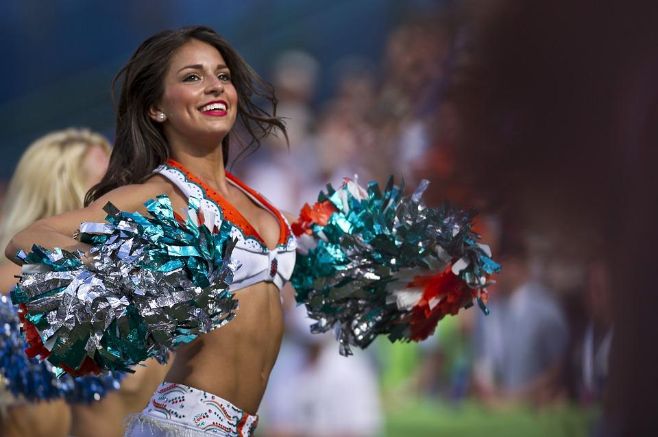 cheerleaders-football américain foot us new york metlife stadium pas cher promo