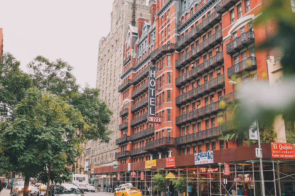 chelsea hotel new york