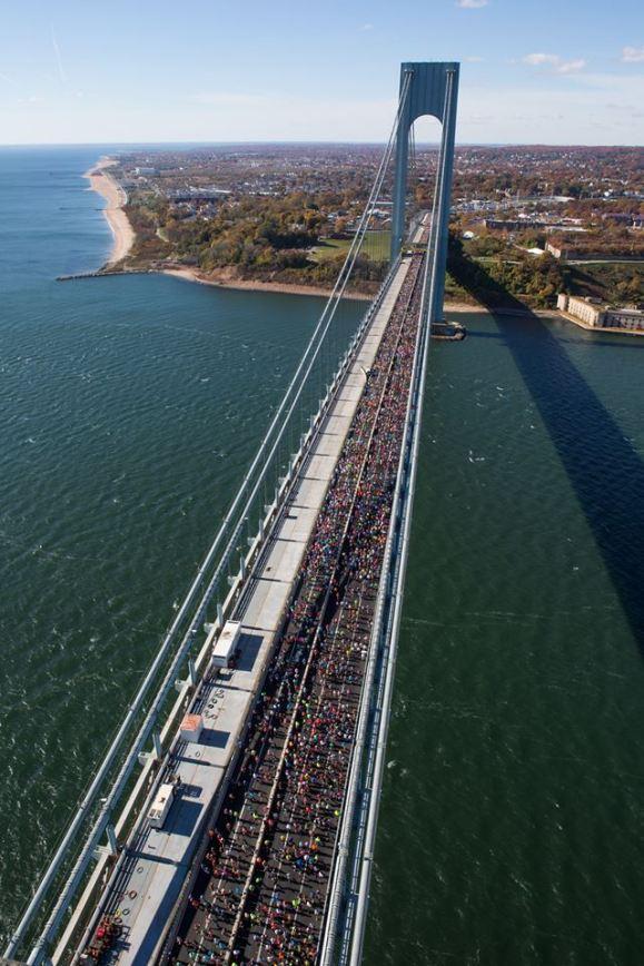 marathon new york verrazano bridge