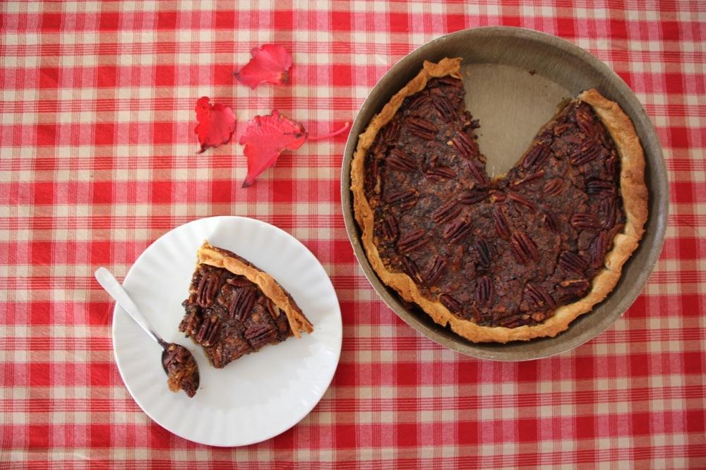Recette Pecan pie - 8 (1)