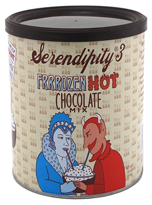 serendipity hot chocolate
