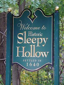 sleepy hollow halloween new york fantôme