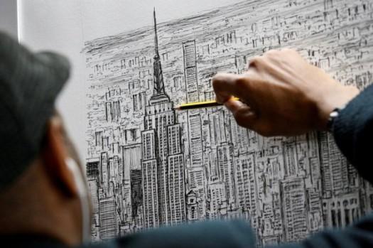 stephen wiltshire sketch new york (1)