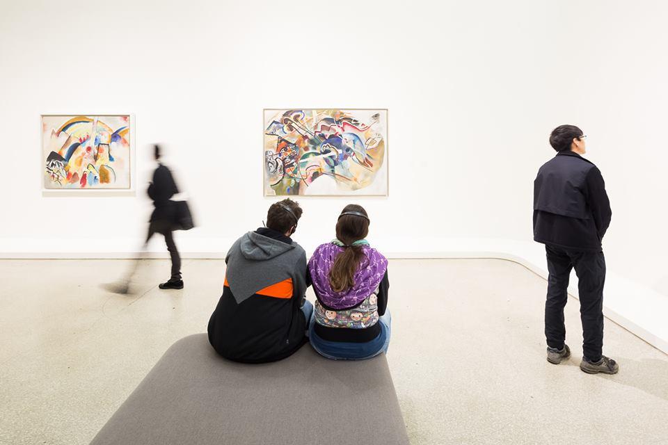 visite guidée musée new york