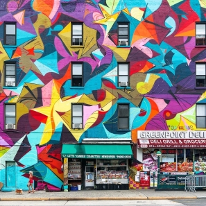 brooklyn street art greenpoint
