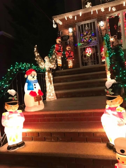 Dyker Heights village noël brooklyn new york (8)