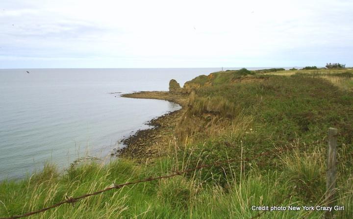 pointe du hoc normandie débarquement