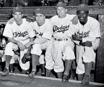 brooklyn dodgers ebbets field flatbush new york