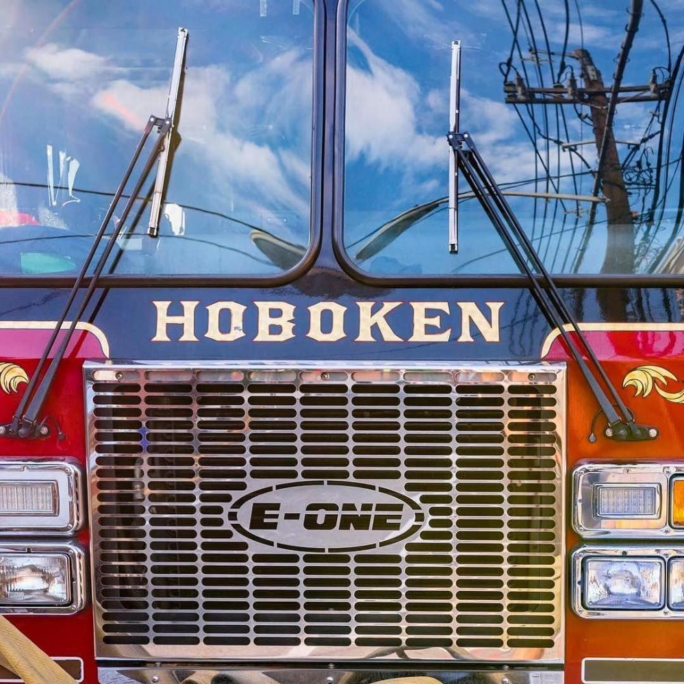 pompier hoboken