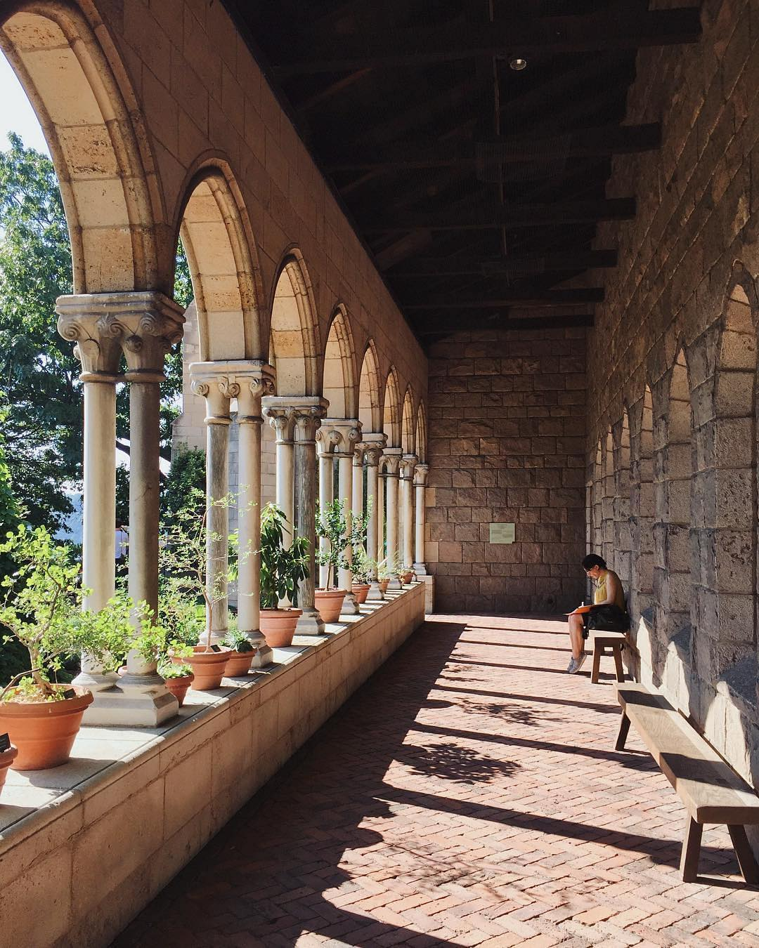 the cloisters met new york