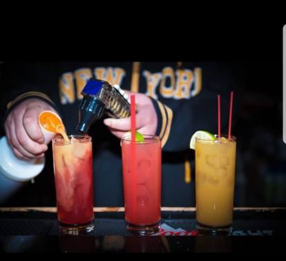 tropical 128 bar cocktail new york