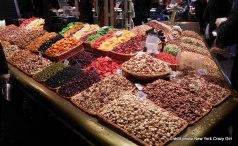 boqueria rambla barcelone marché couvert food empanadas (5)