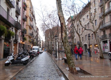 quartier Born barcelone espagne (1)