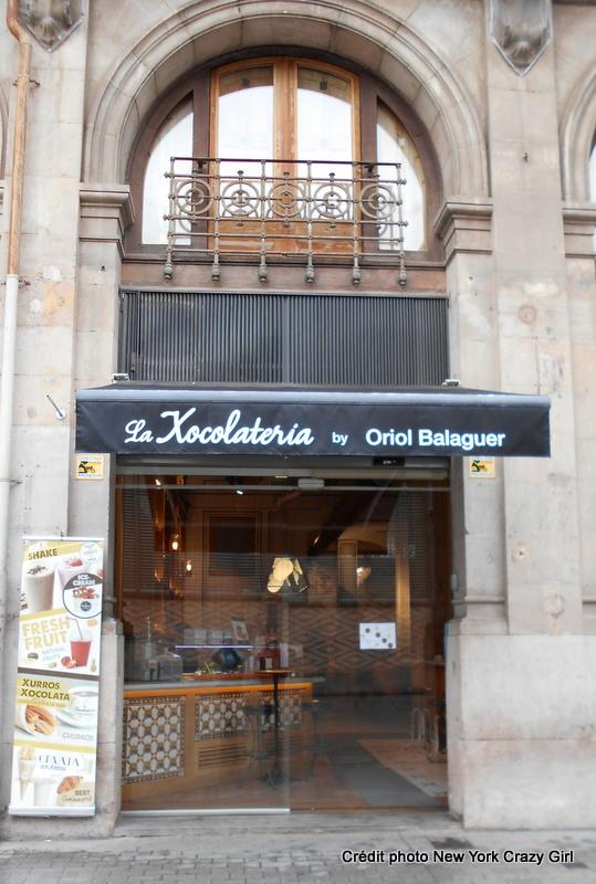 xocolateria churros chocolat barcelone oriol balaguer