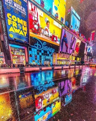 comédie musicale new york