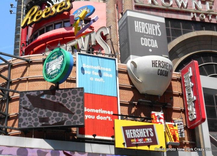 hershey's store new york chocolat cadeau (2)