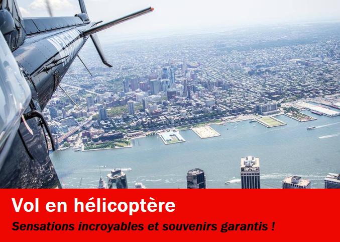 vol hélicoptère new york pas cher
