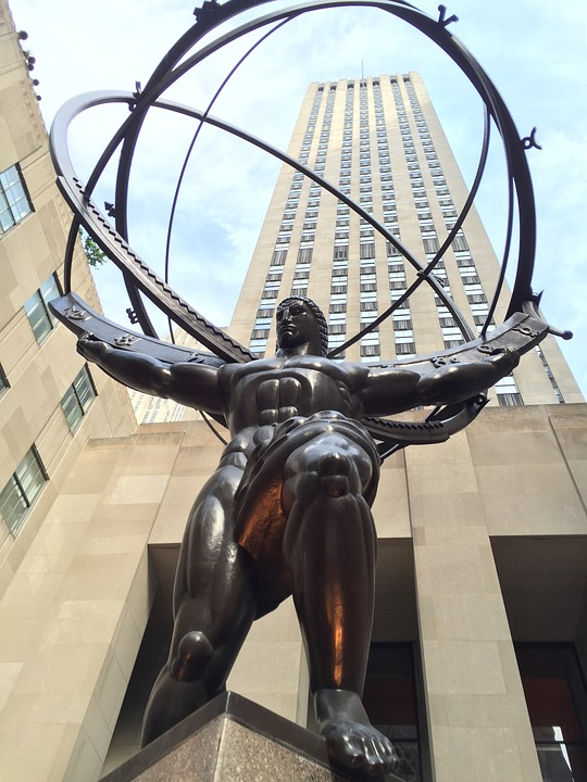 rockefeller center manhattan