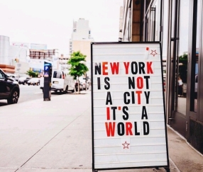NY is a world meatpacking