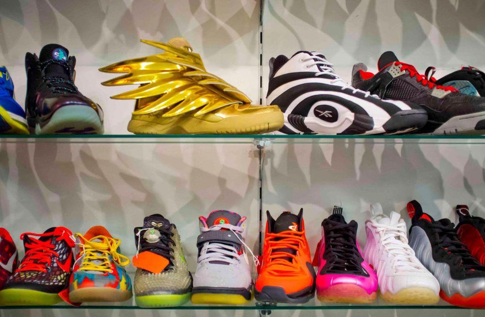 c821e21dc408 Où acheter des sneakers à New York ? La liste des meilleurs magasins ...