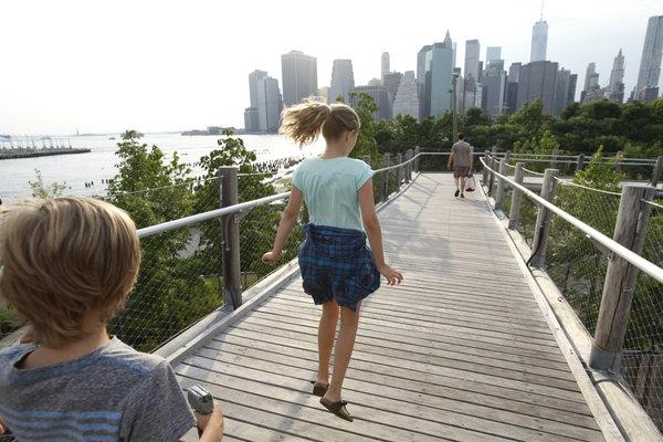 squibb park bridge brooklyn bridge park