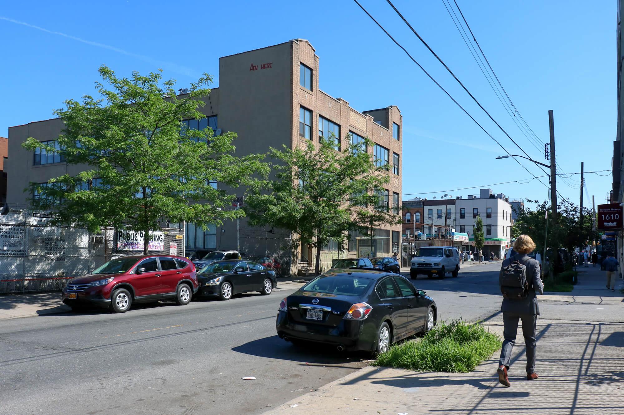 bushwick-Dekalb Avenue