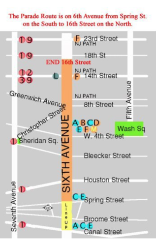 nyc-halloween-parade-route-map