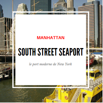 south street seaport manhattan