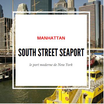 south street seaport manhattan