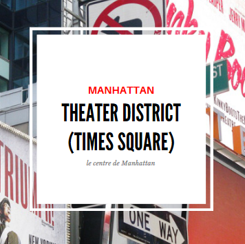 times square theater district