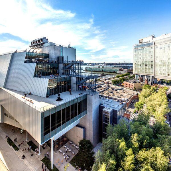 whitney museum new york high line