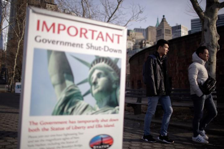 shutdown new york
