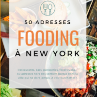 50 adresses FOODING à New York : le guide