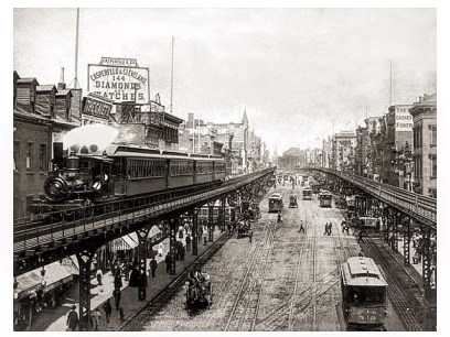 meatpacking district 1900