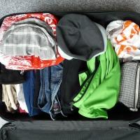 """Comment faire sa valise efficacement ? (la méthode dite Japonaise ou """"Ranger Packing"""")"""